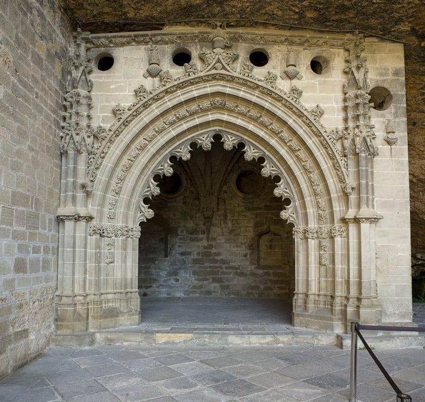 Claustro Monasterio de San Juan