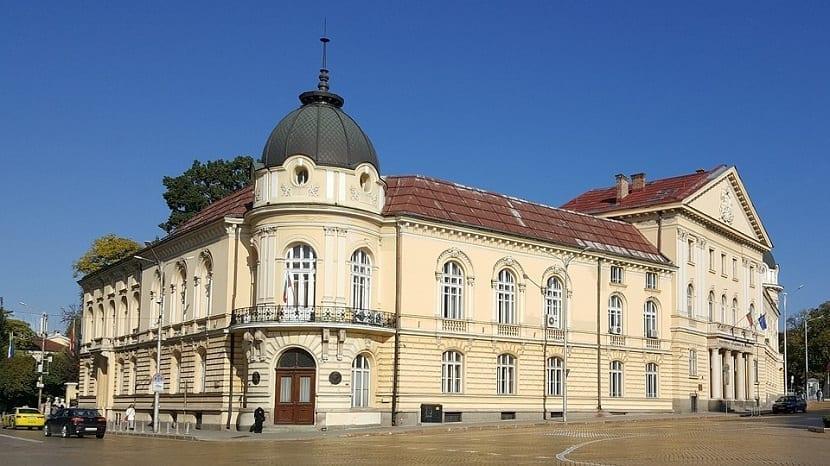 Museos de Sofía en Bulgaria