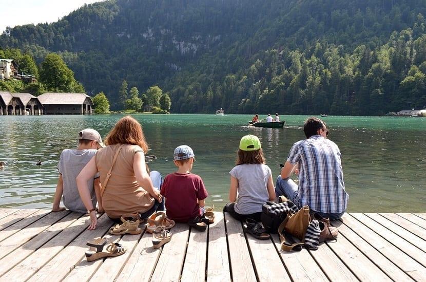 Seguros para viajes en familia