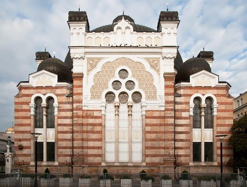 Sinagoga Sofía Bulgaria