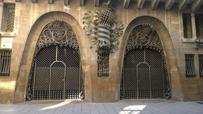 Visita al Palacio Güell