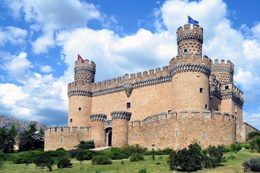 Castillo Nuevo Manzanares El Real