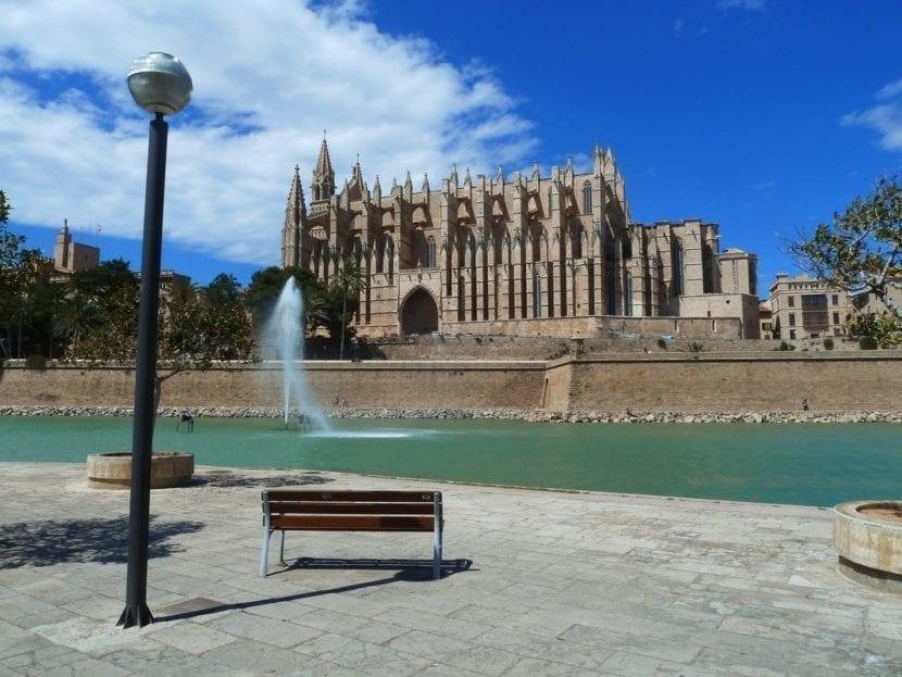 La Catedral de Palma es una de las más importantes de España