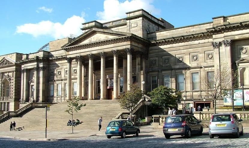 Museos Liverpool