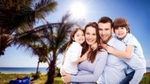 Pasos para organizar unas vacaciones familares