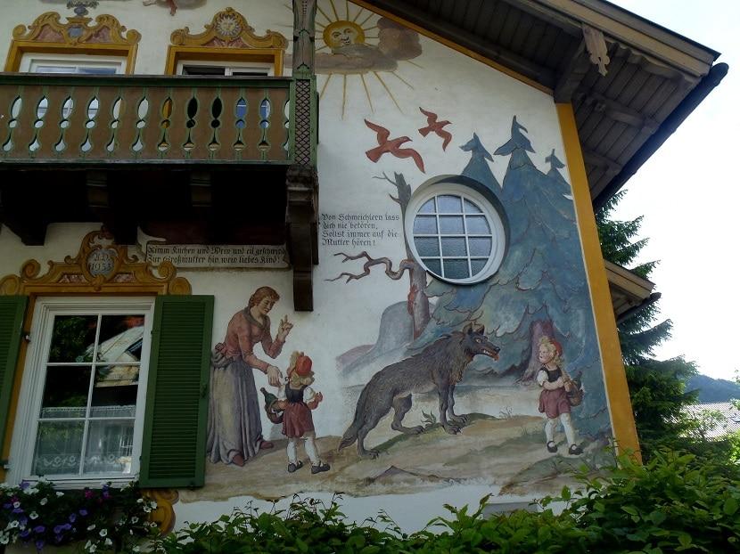 Casas de Oberammergau