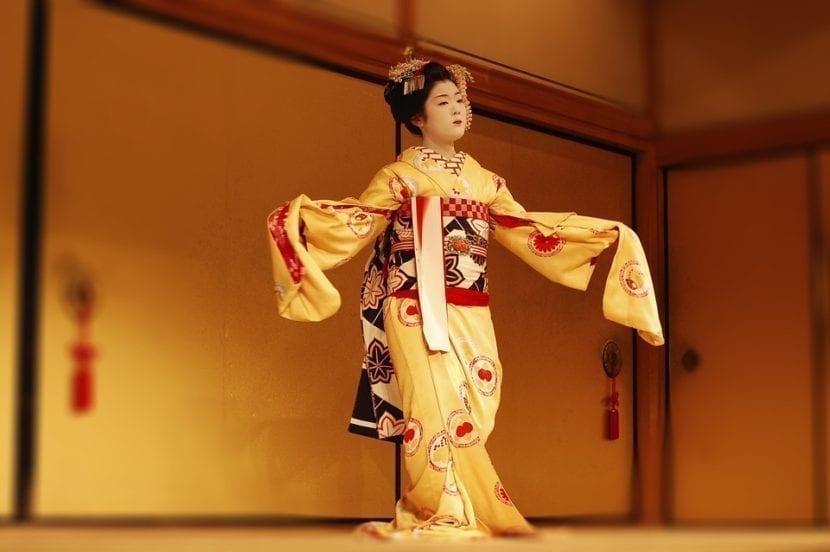 kabuki japonés