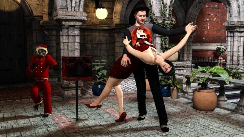 danza del mundo