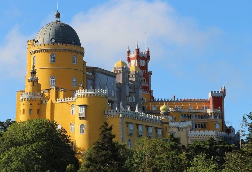 castillo sintra