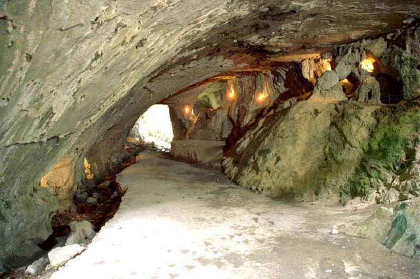 Cuevas de las brujas