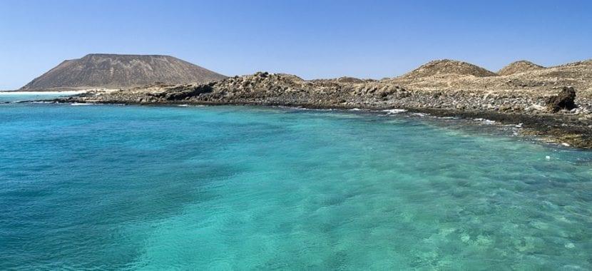 Playa de Isla de Lobos