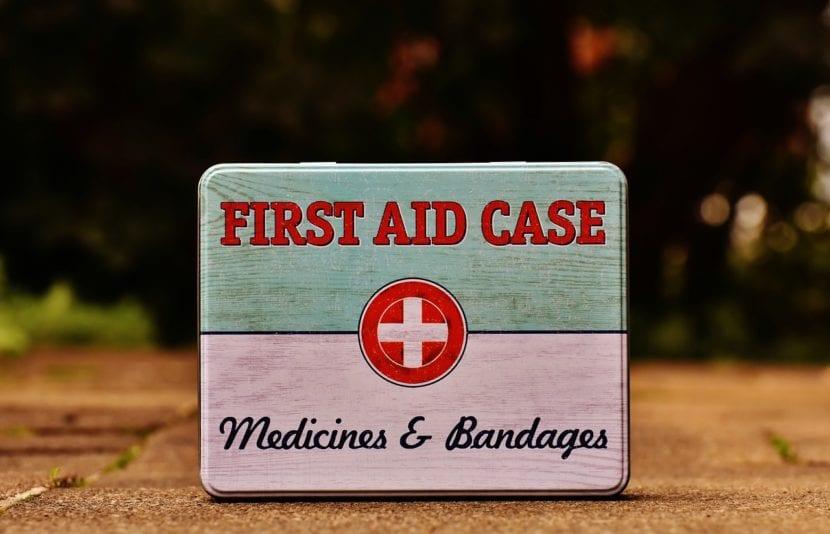 botiquín de medicinas