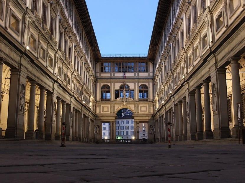 Ufizzi Florencia