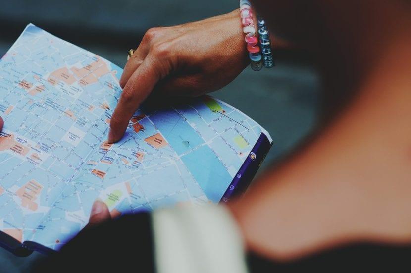 una guia de viaje