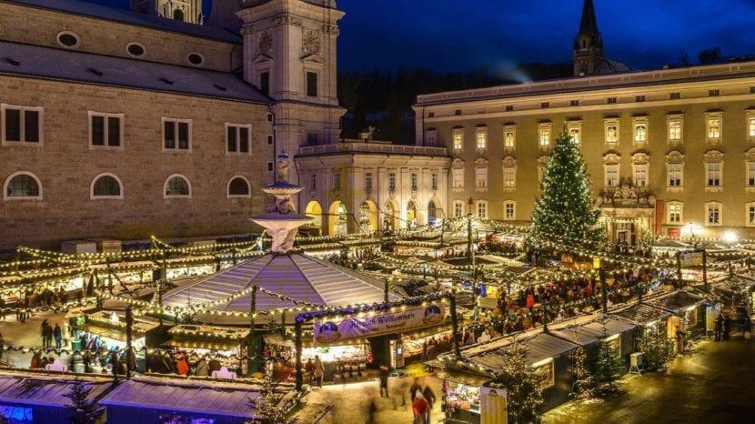 Salzburgo en Navidad