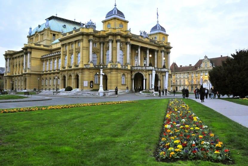 Teatro de Zagreb