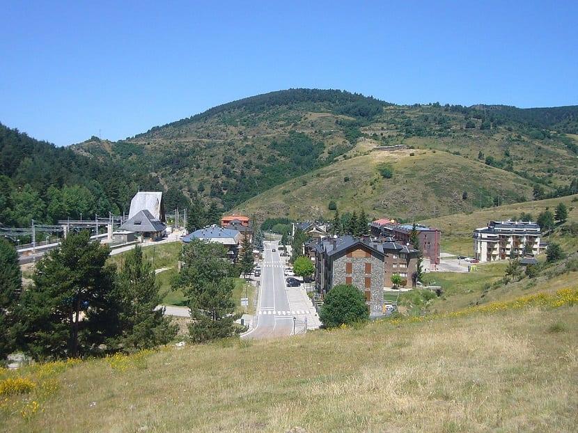 Estación de tren Molina