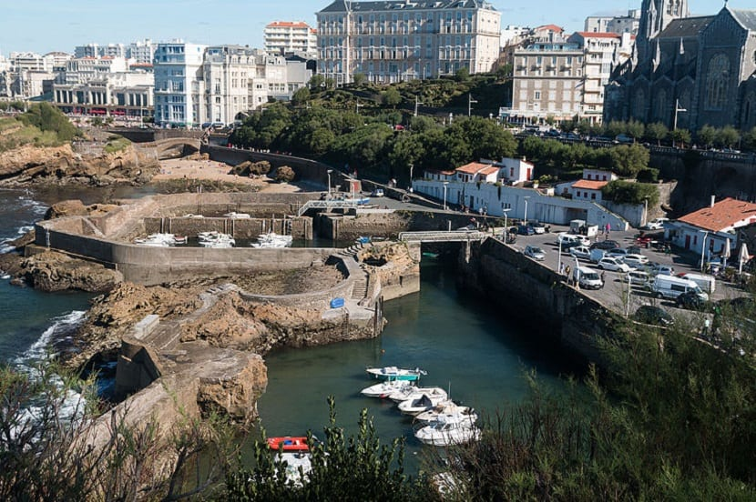 puerto pescadores biarritz