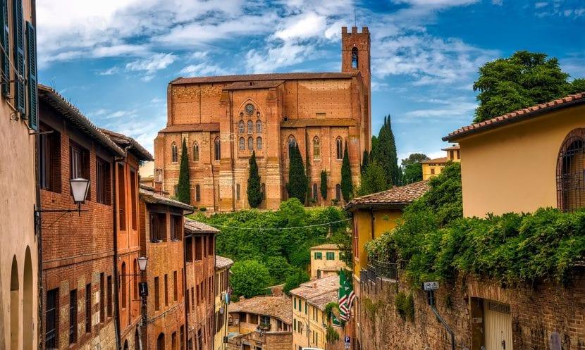 Siena en Italia