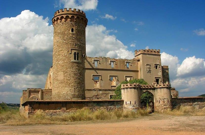 Torre Santa Coloma de Cervelllo