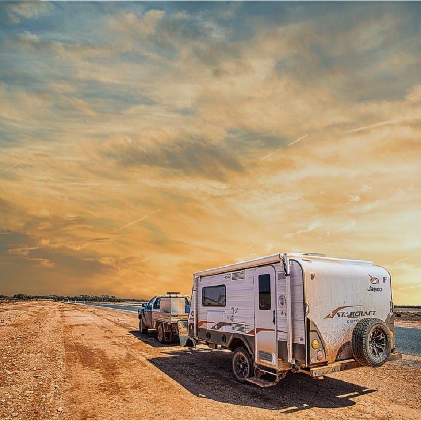 alquilar una caravana