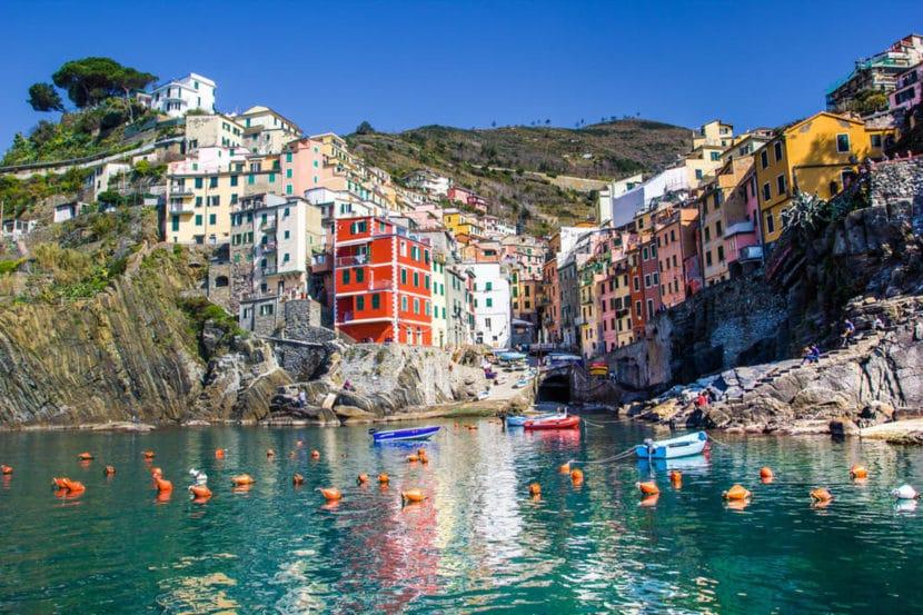 Riomaggiore, en Cinque Terre