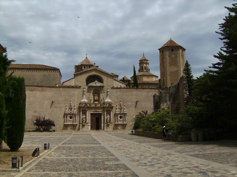Monasterio María de Poblet