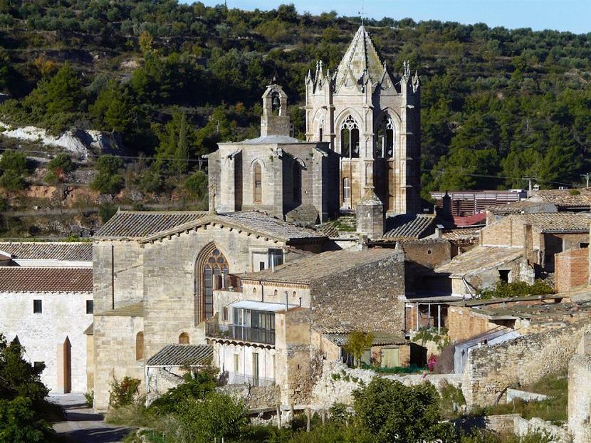 vallbona monasterio