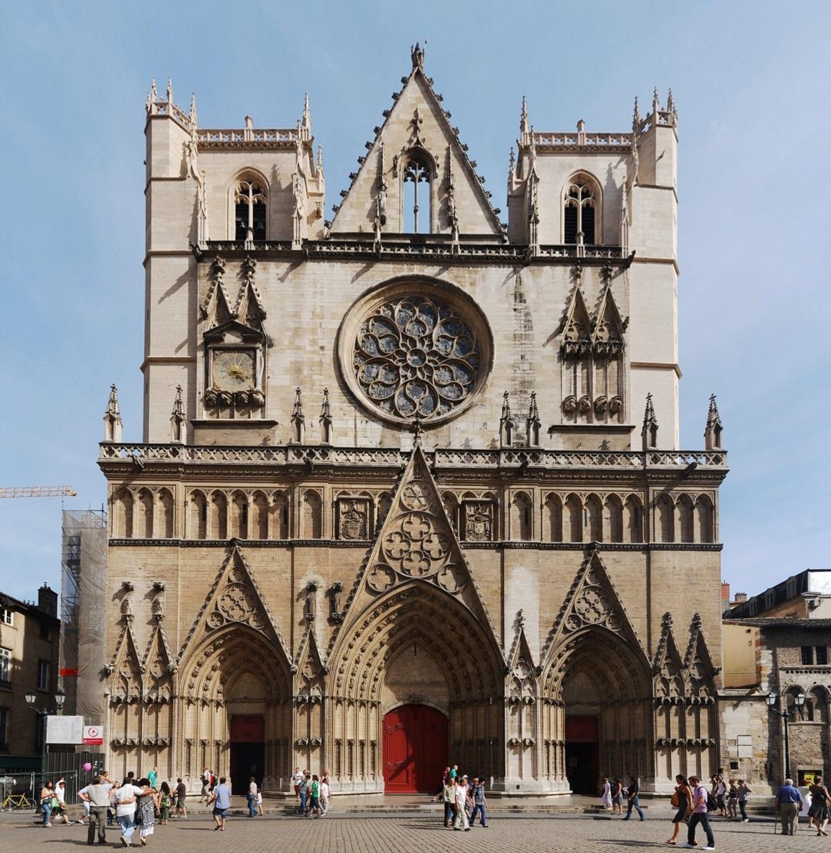 catedral de lyon