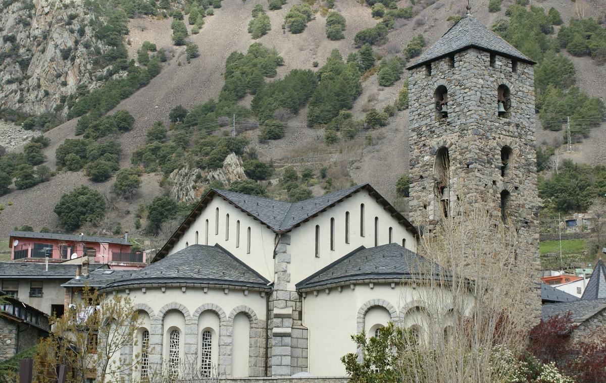 Iglesia San Esteve
