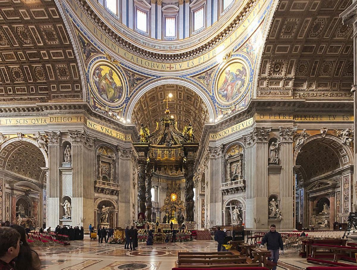 entrada al vaticano