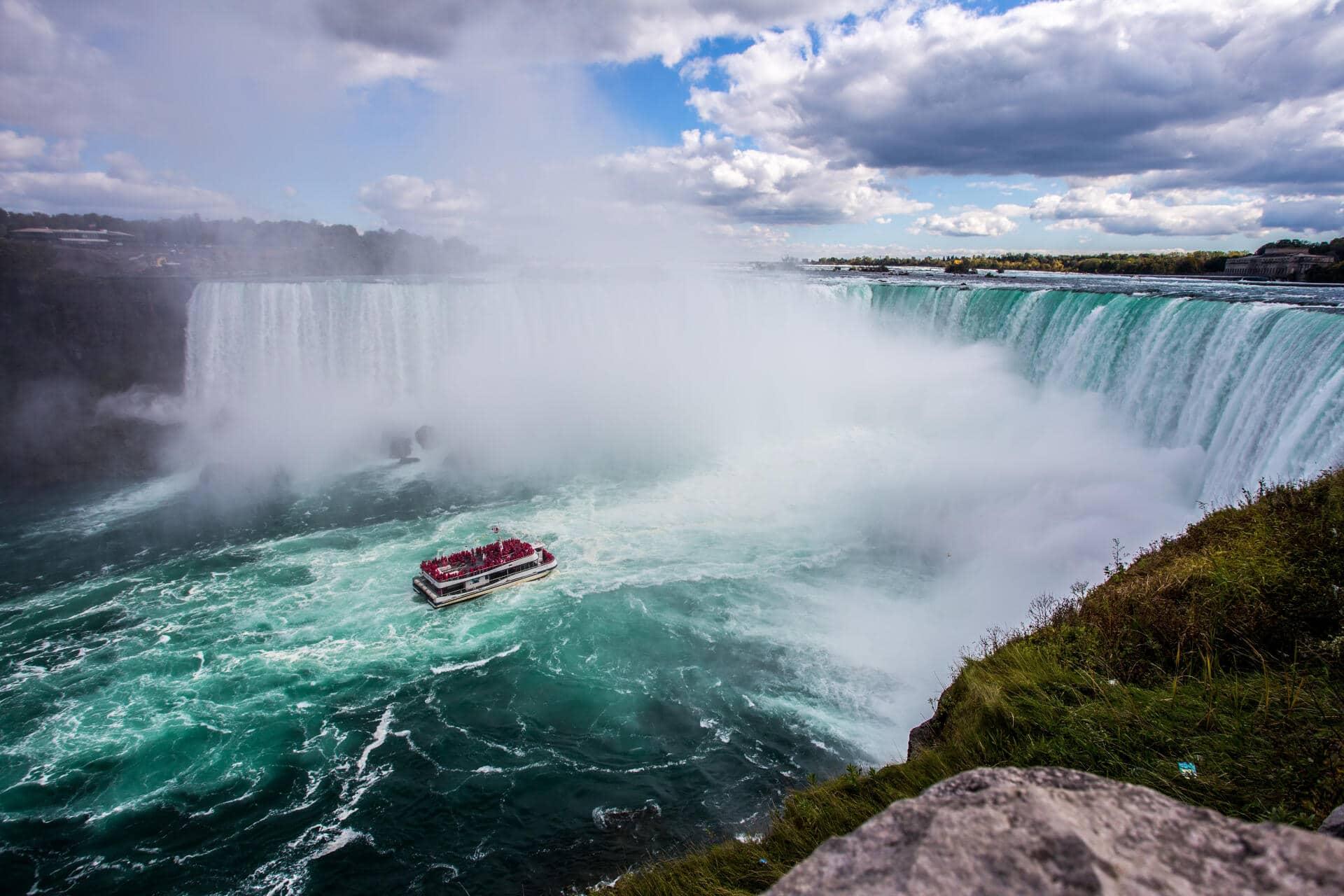 Excursión a las cataratas del Niagara