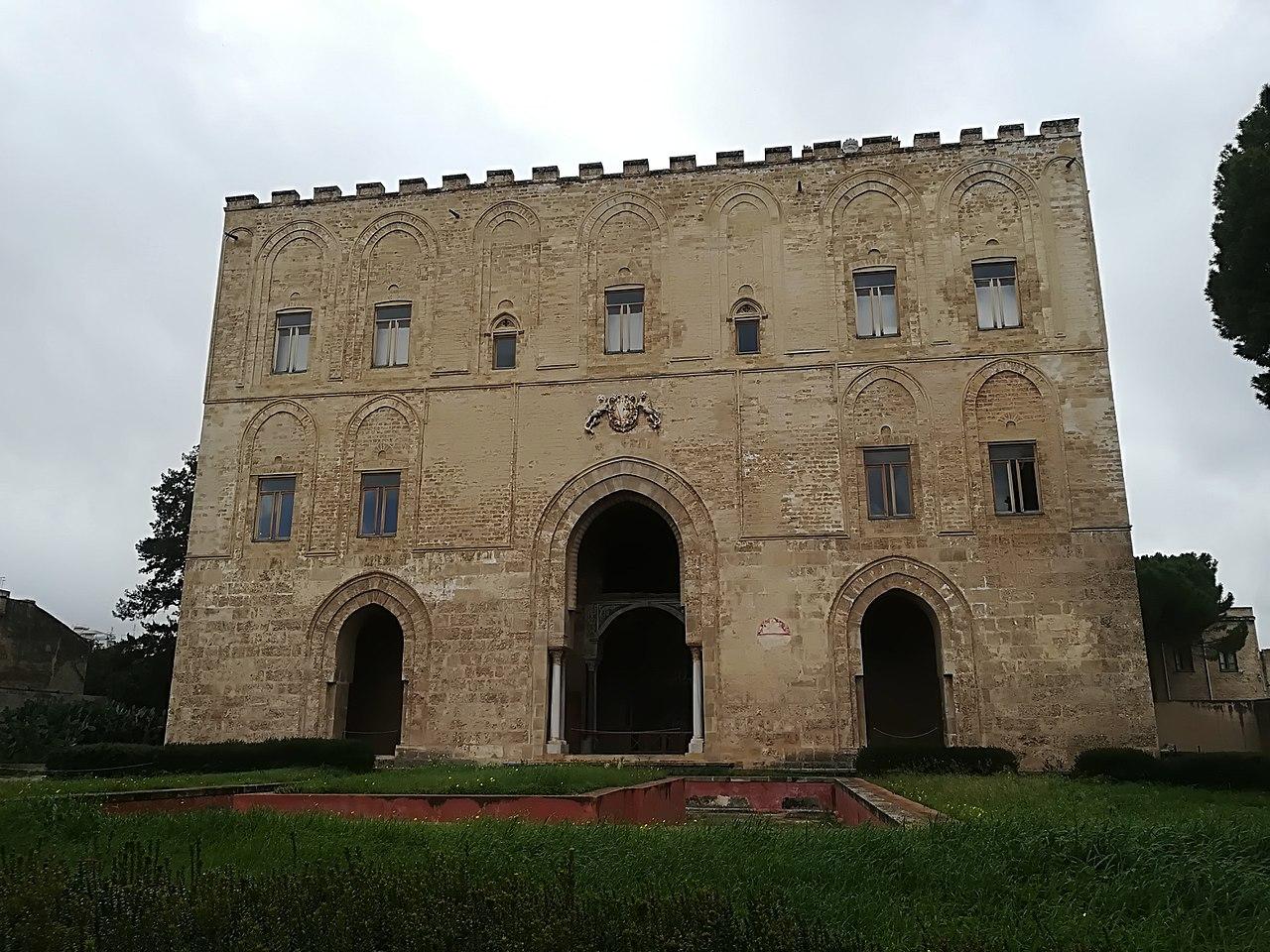 El palacio de Zisa