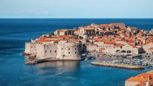 La ciudad de Dubrovnik