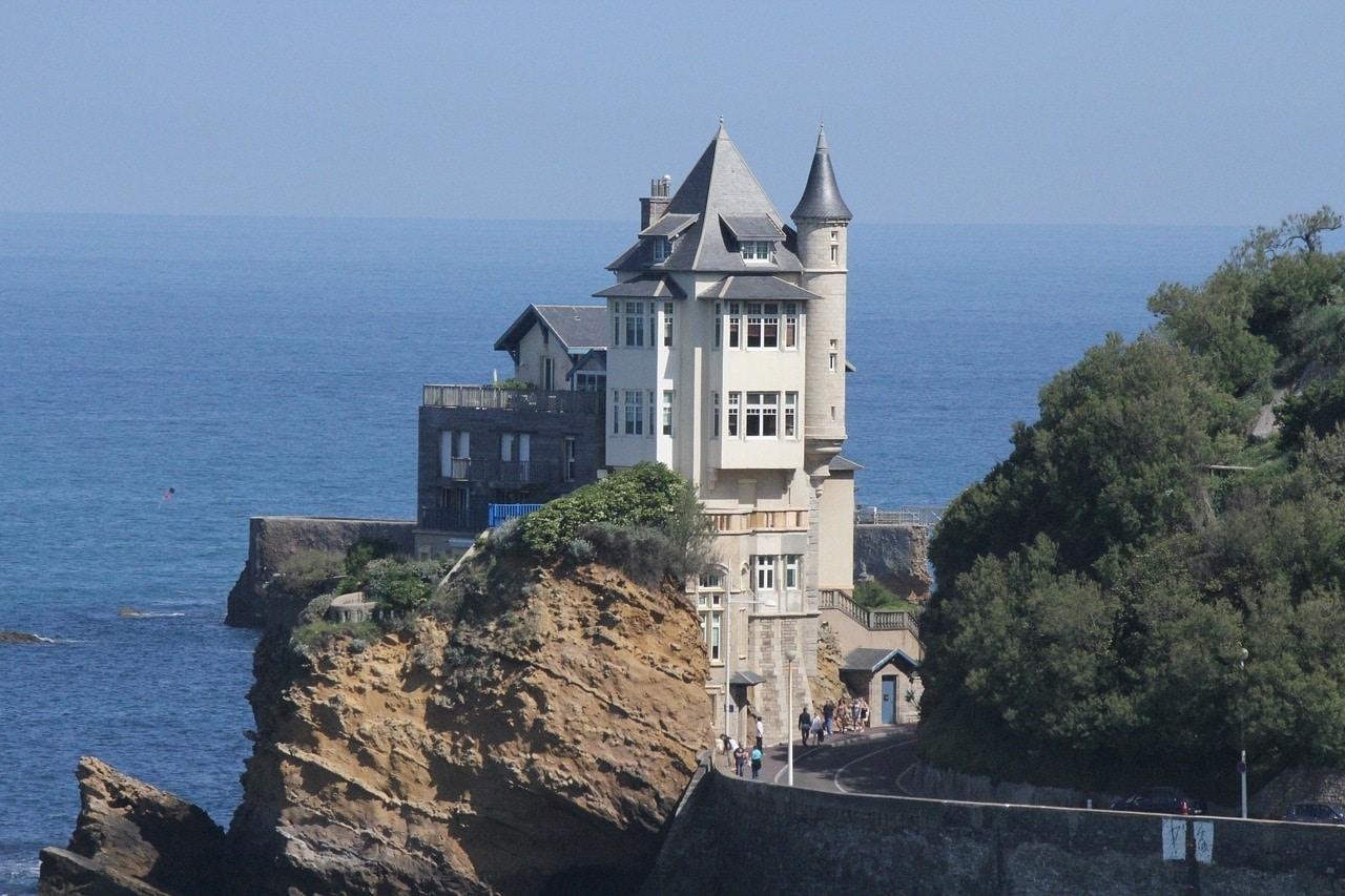 Imagen de Villa Belza, en Biarritz