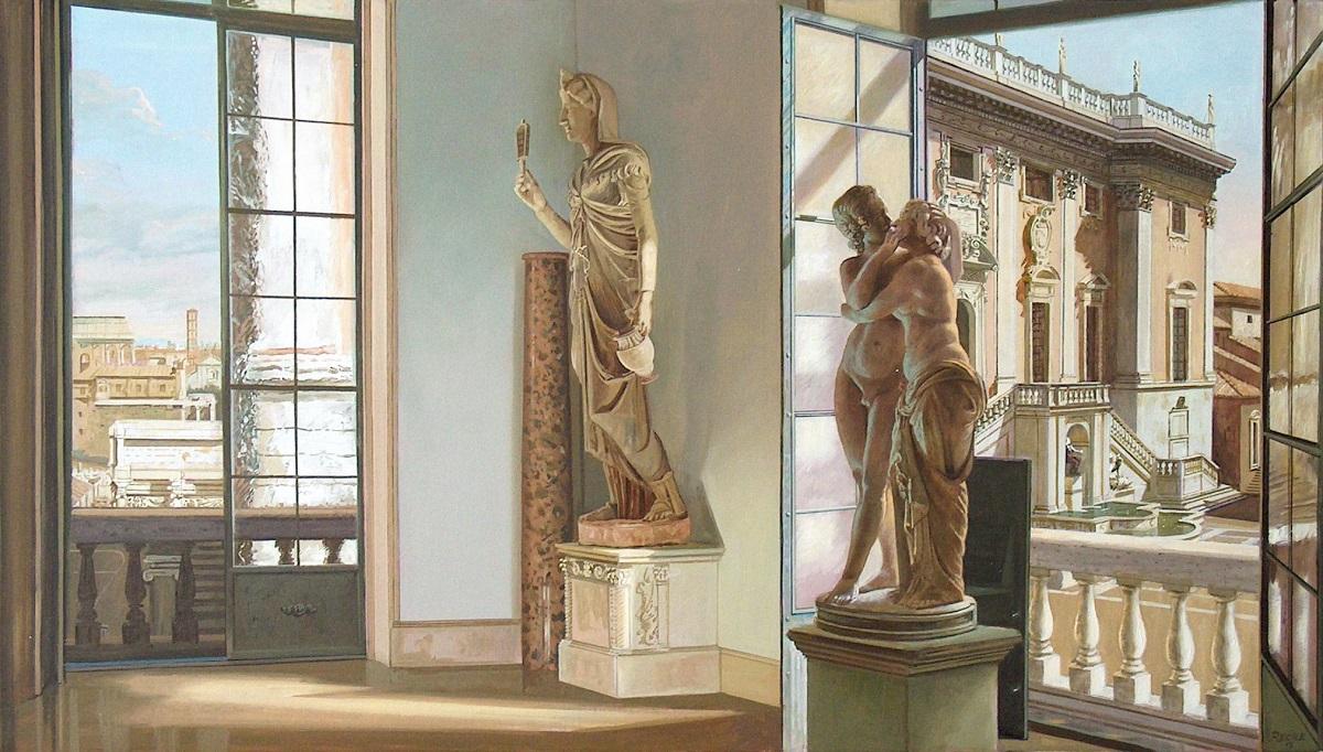 como llegar museos capitolinos
