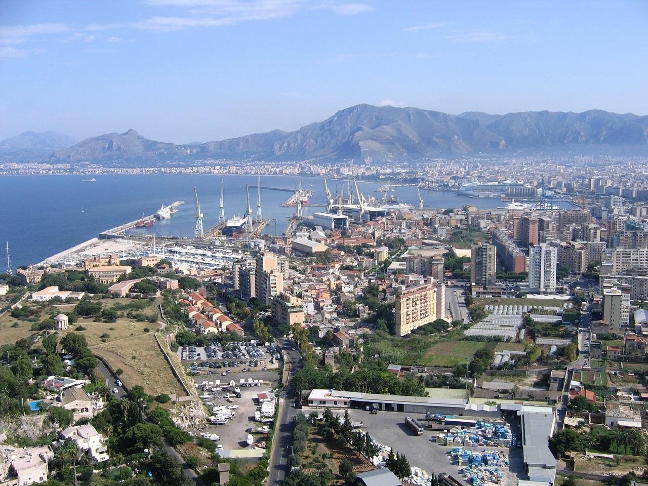 Vista de Palermo