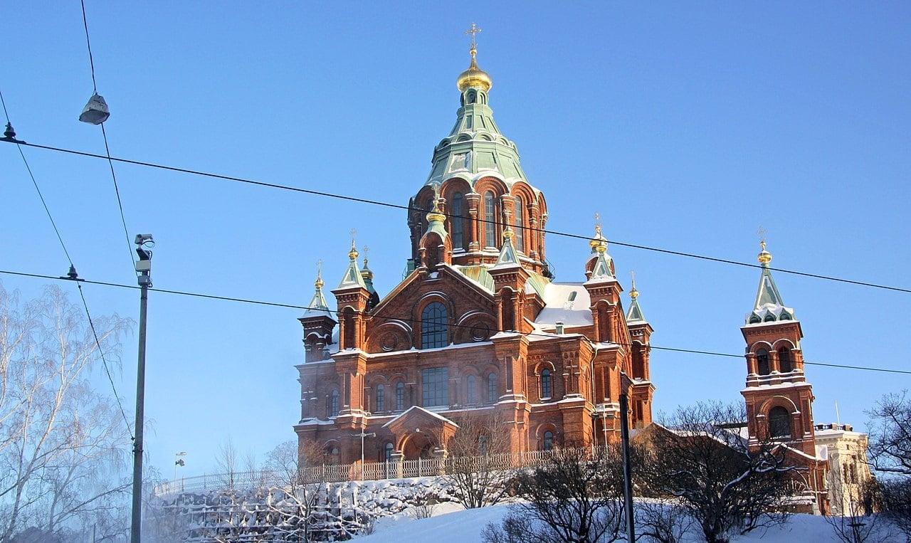 La catedral Uspenski