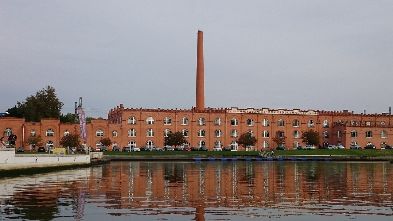 La fábrica de cerámica Jerónimo Pereyra