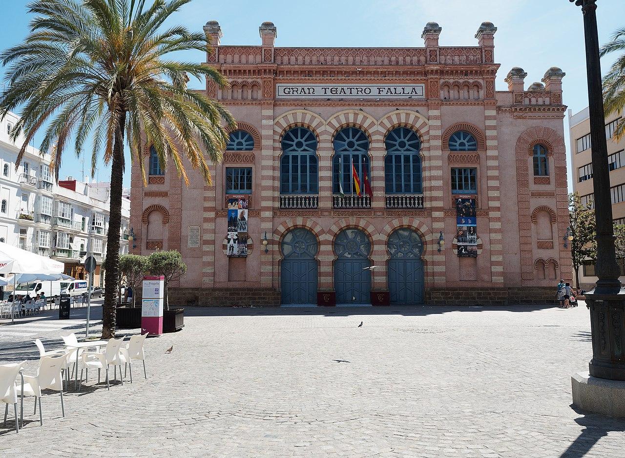 El teatro Falla