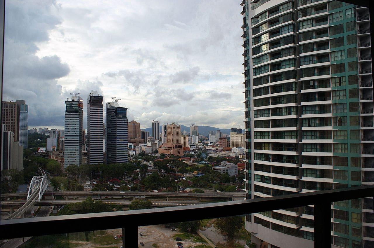 Vista de Denpasar