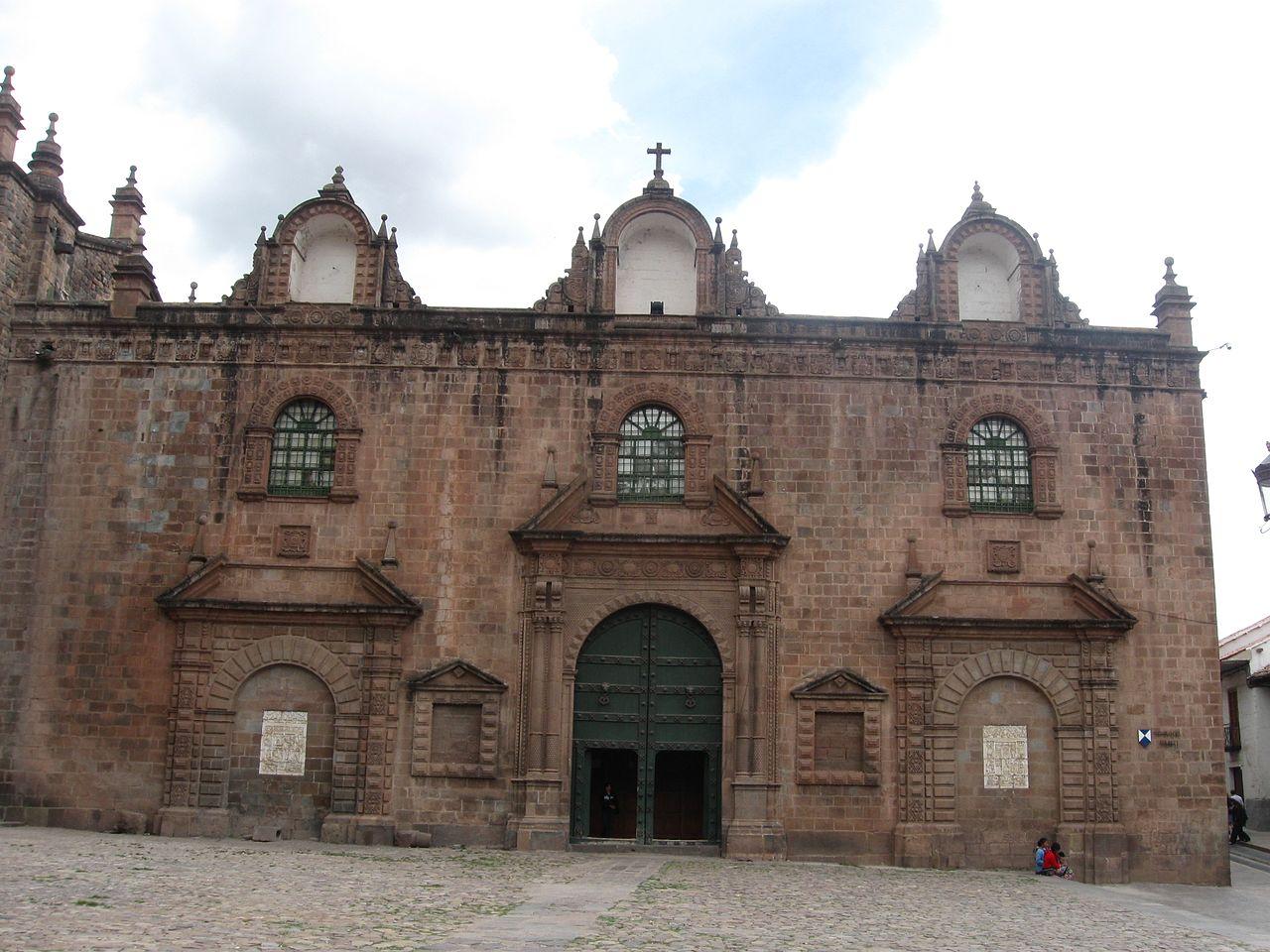 El templo del Triunfo