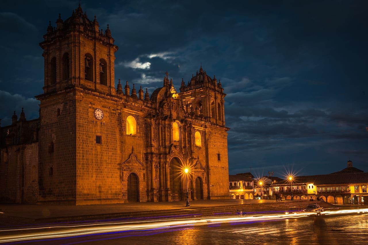 La Catedral de Cuzco