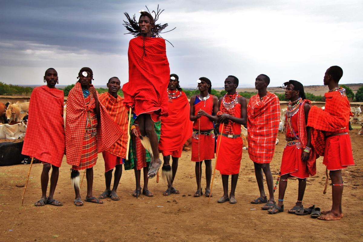Creencias Masais