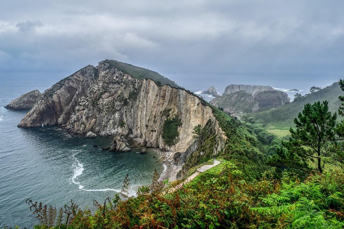 playas virgenes asturias