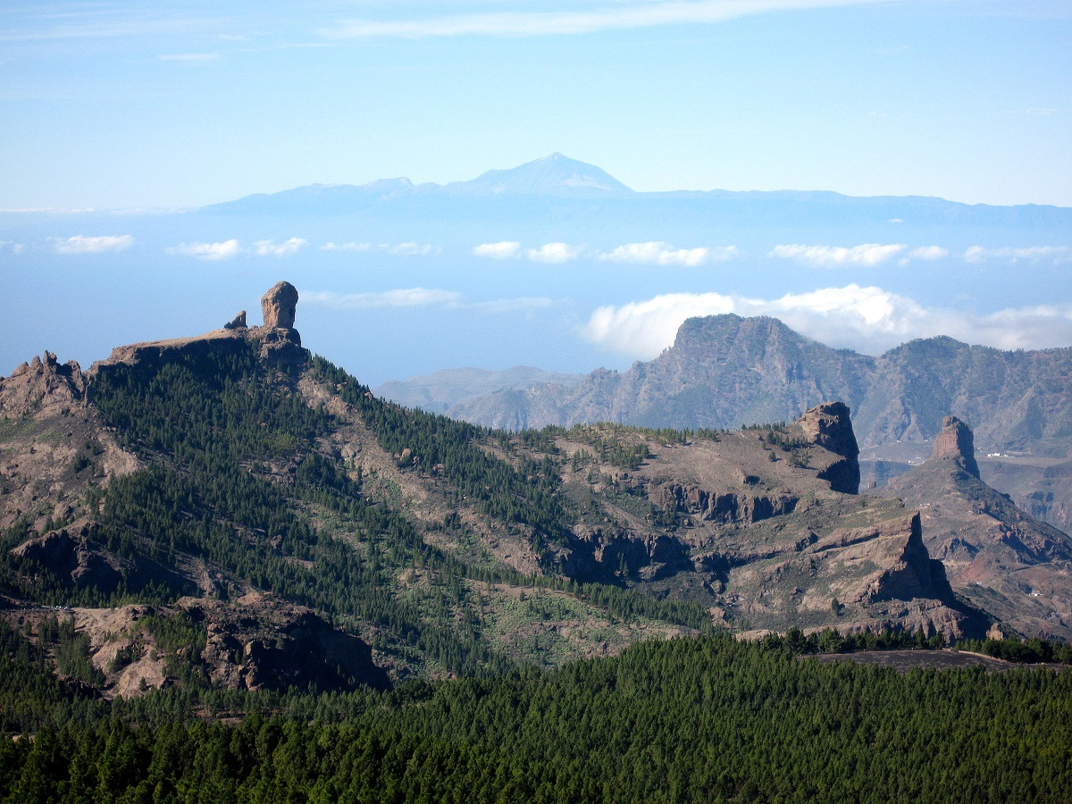 Vistas Roque Nublo