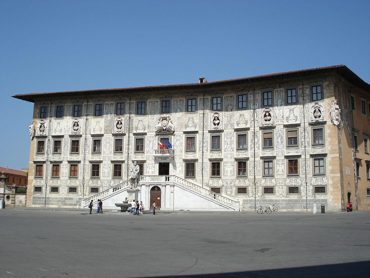 El palacio de la Carovana