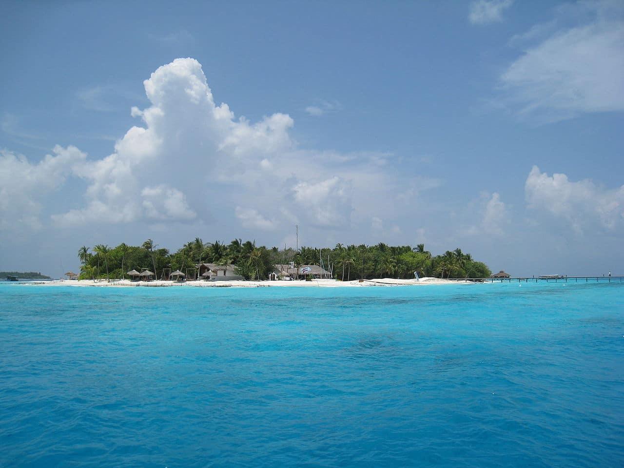 La playa Reethi