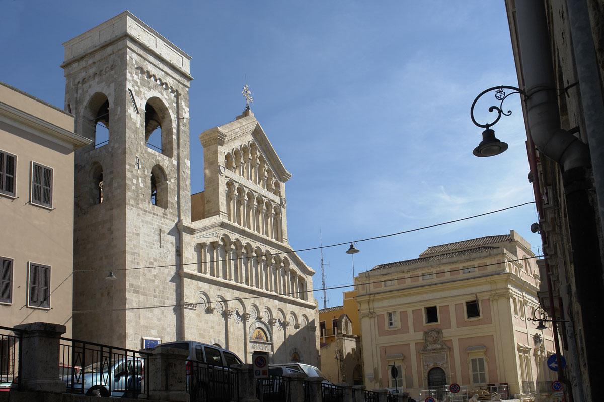 La catedral de Cagliari