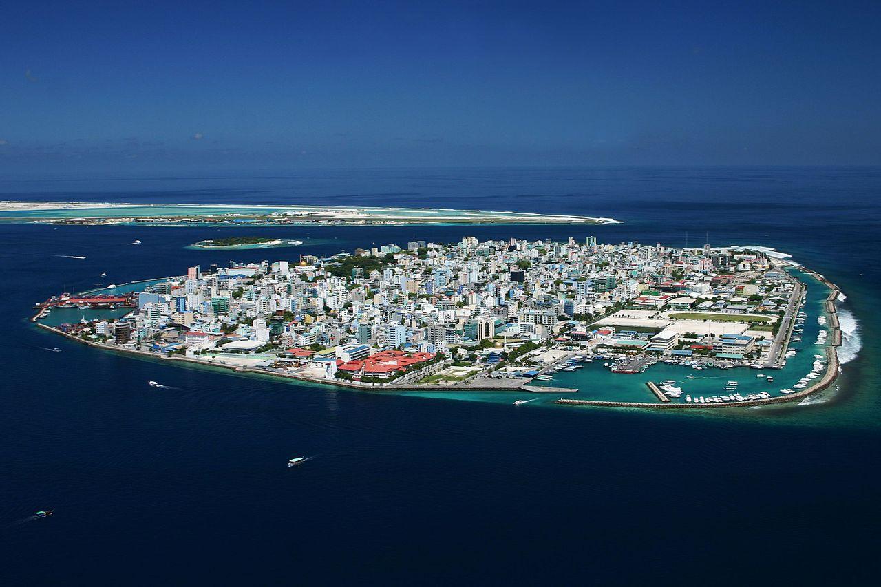 Malé en Maldivas